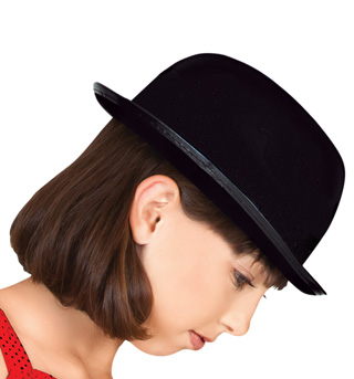 Derby Hat - Style No TH7000BLK