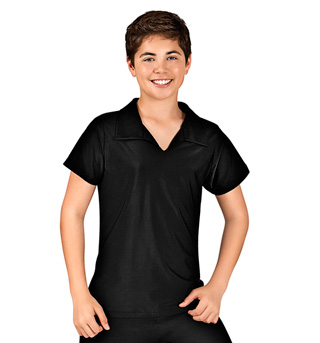 Mens Short Sleeve Collared Shirt - Style No TH8002