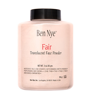 3.5oz Fair Face Powder - Style No TP2