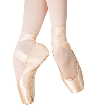 Adult Triumph Pointe Shoes - Style No TRS