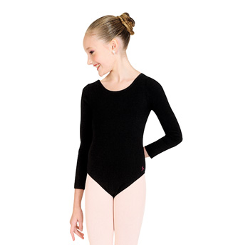 Child Future Star Long Sleeve Leotard - Style No U6055CL