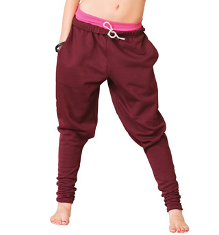 Adult and Child Harem Sweatpants - Style No UC2004x