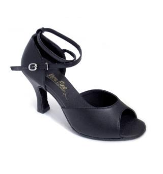 Ladies Latin/Rhythm-Classic Series Ballroom Shoes - Style No V6012