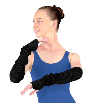 Adult Knit Arm Warmer - Style No W6510