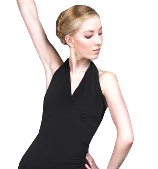 Women Ballroom Halter Top - Style No W7001P