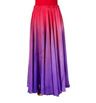 Women's Worship Long Skirt - Style No WC105