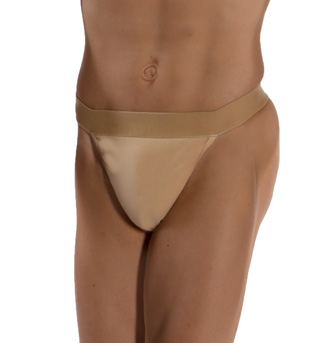 Boys Thong Back Dance Belt - Style No WM131C