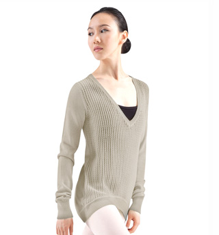 Adult Long Sleeve Knit Sweater - Style No Z6529
