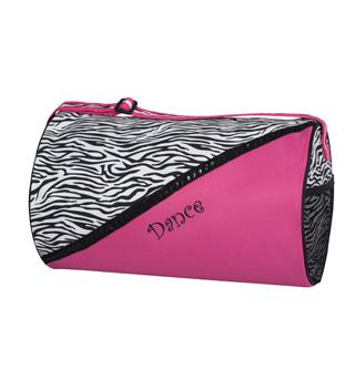 Zebra Duffle Bag - Style No ZBR03