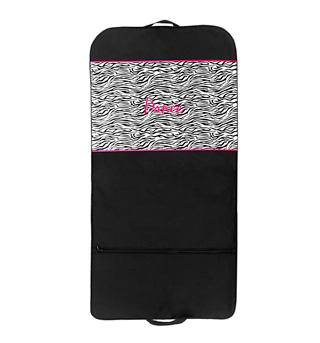 Zebra Garment Bag - Style No ZBR04