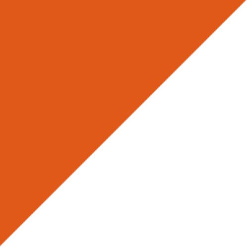 Orange/White/White