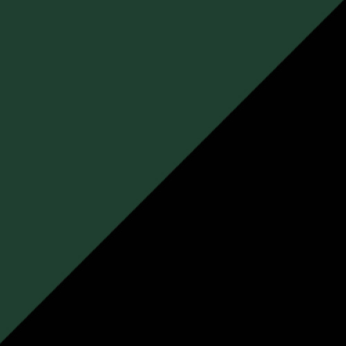 Dark Green/Black