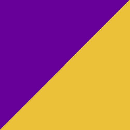 Deep Purple/Gold