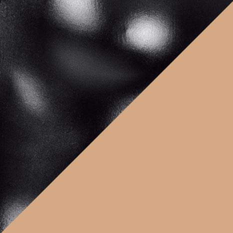Black/Nude