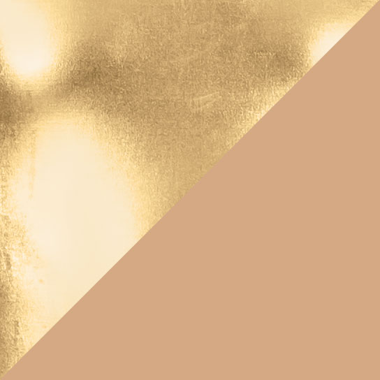 Gold/Nude