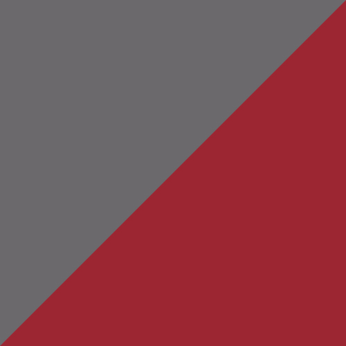 Grey Print/Scarlet