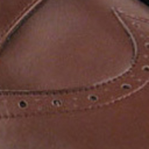 Dark Tan Leather