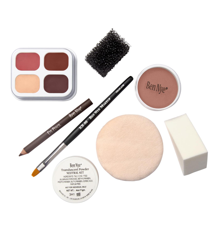 Fair:Light-Medium Creme Personal Kit - Accessories   DiscountDance.com