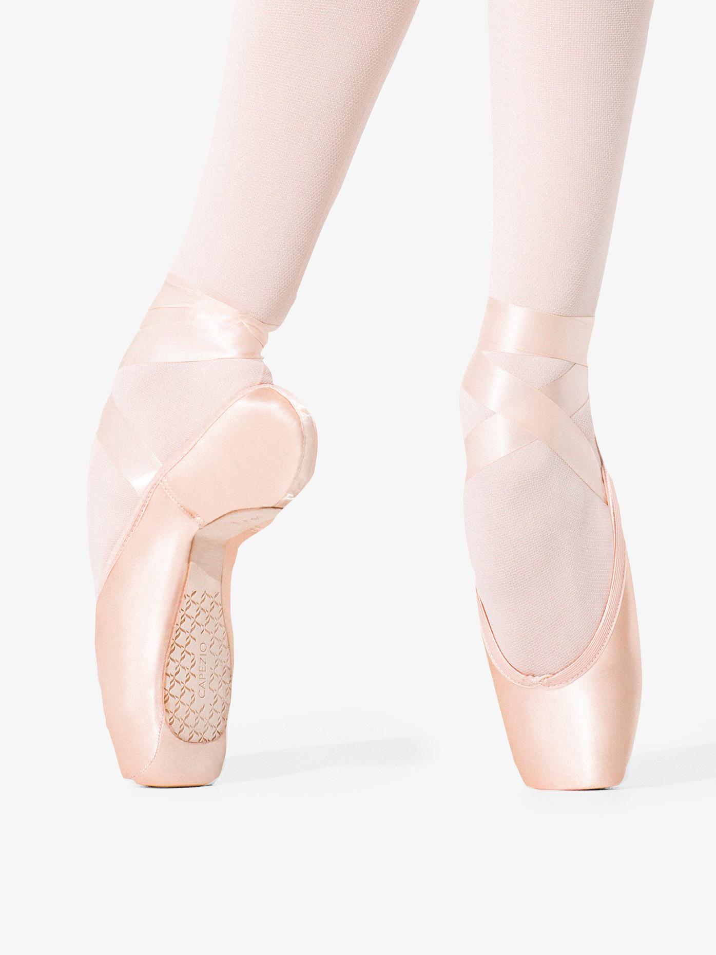 Capezio Womens Donatella #3 Shank Pointe Shoe 1139W