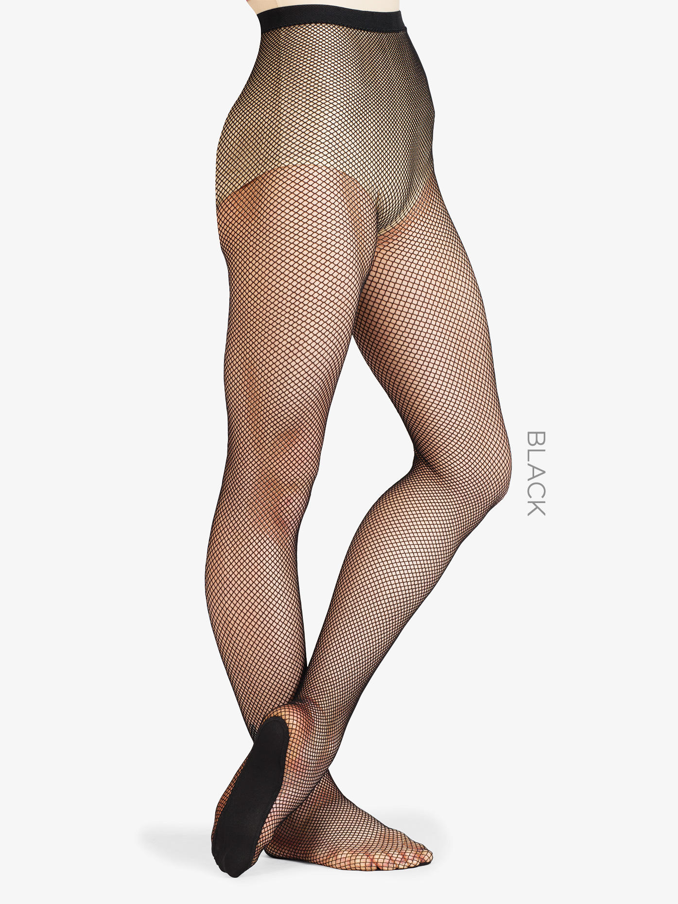 Spandex fishnet pantyhose backseam spandex — photo 8