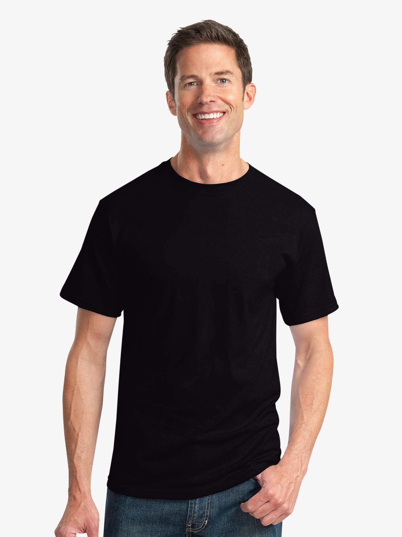 B-YOU Mens Cotton/Poly T-Shirt 29M