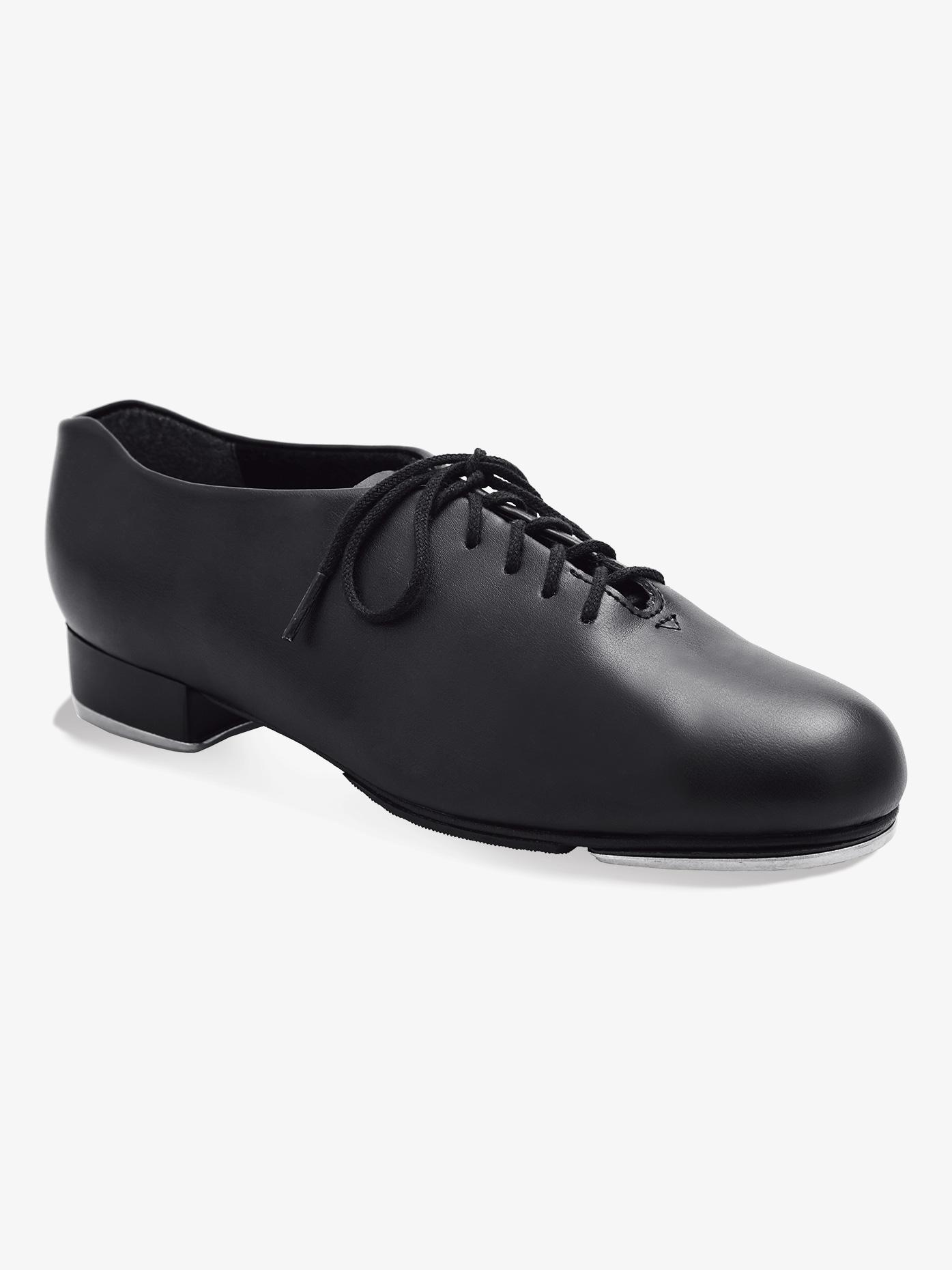 Capezio Child Tic Tap Toe Lace-Up Tap Shoes 443C