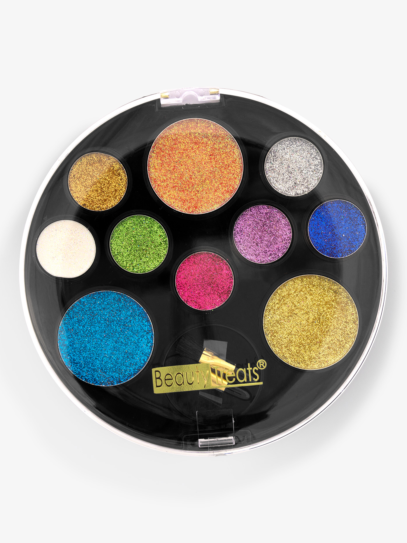 Discount Dance Supply Perfect Glitter Eye Shadow Palette 461