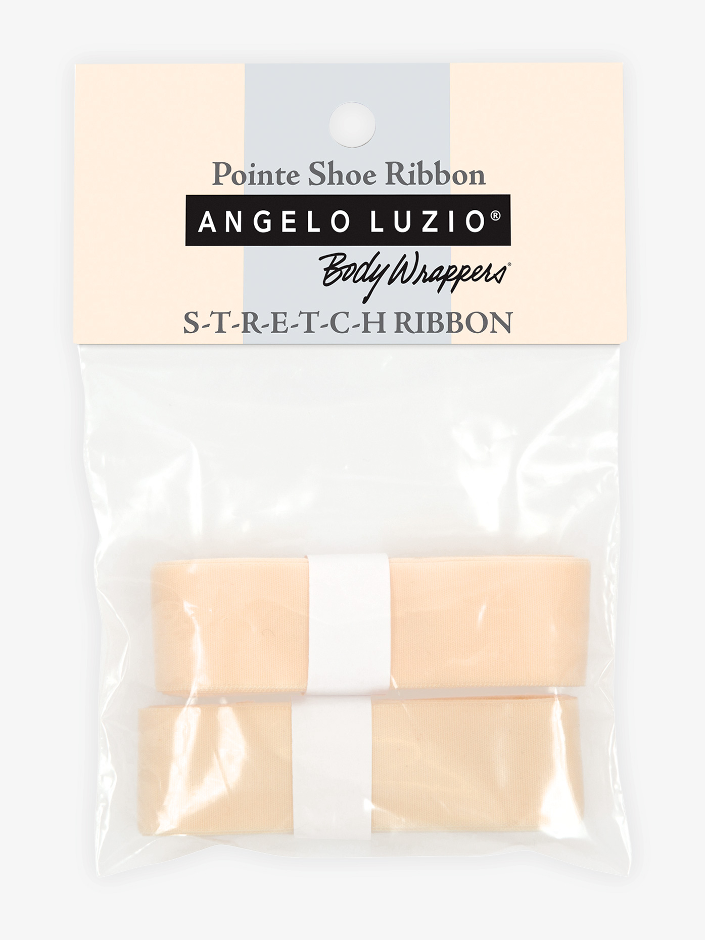 Body Wrappers Pointe Shoe Stretch Elastic Ribbon Pack 52