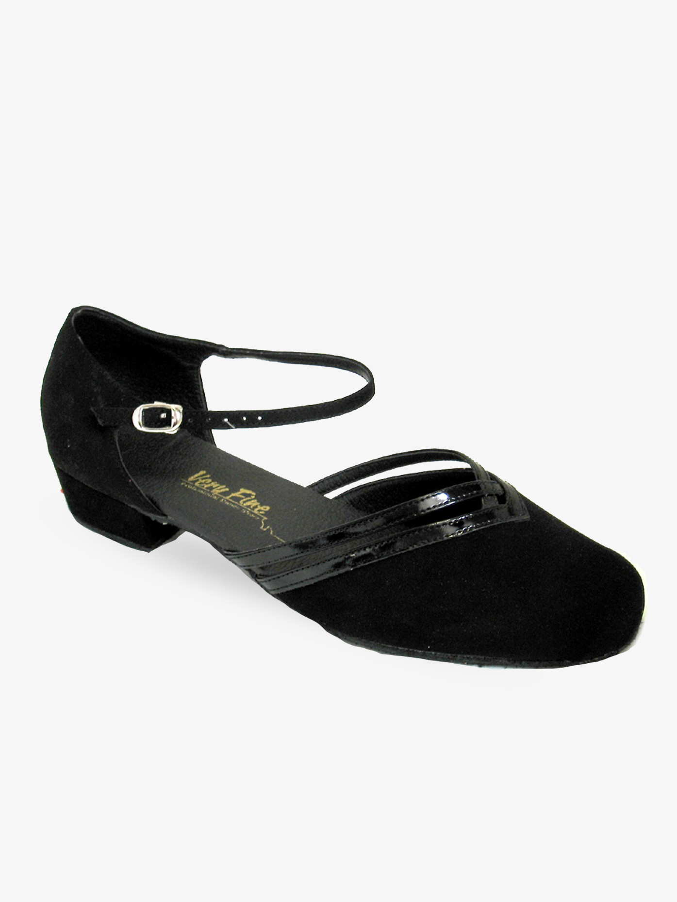 Very Fine Shoes Ladies Practice/Cuban- Classic Ballroom Shoes 8881
