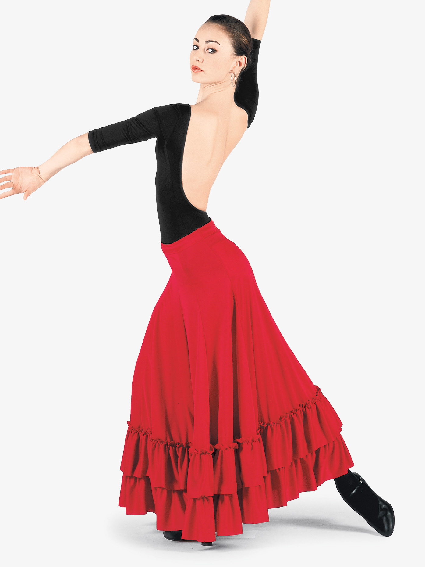 BalTogs Adult Flamenco Skirt 9100