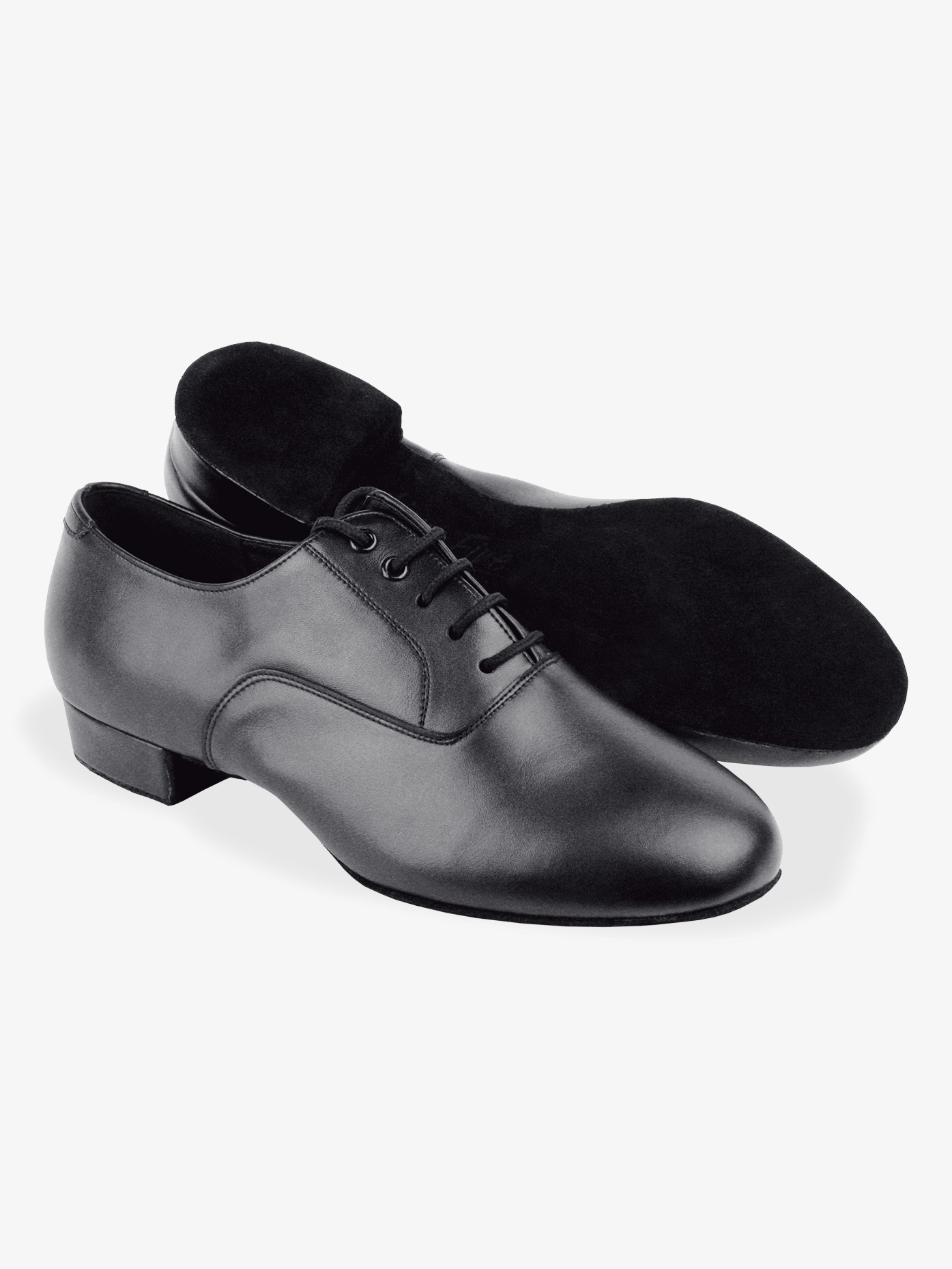 Very Fine Shoes Mens Standard-Classic Series Wide Width Ballroom Shoes 919101W