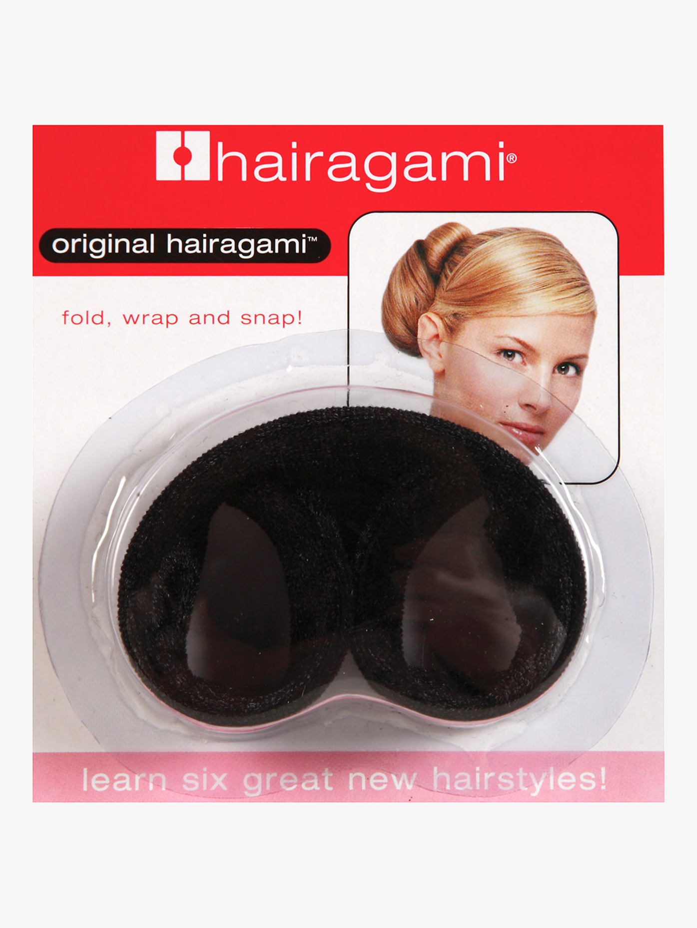Hairagami Original Black Hairagami 99901