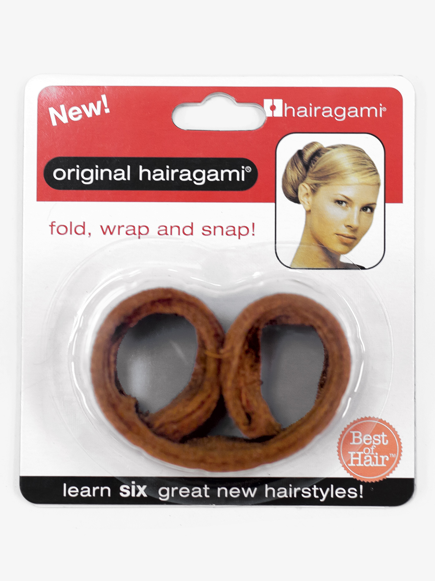 Hairagami Original Brown Hairagami 99905