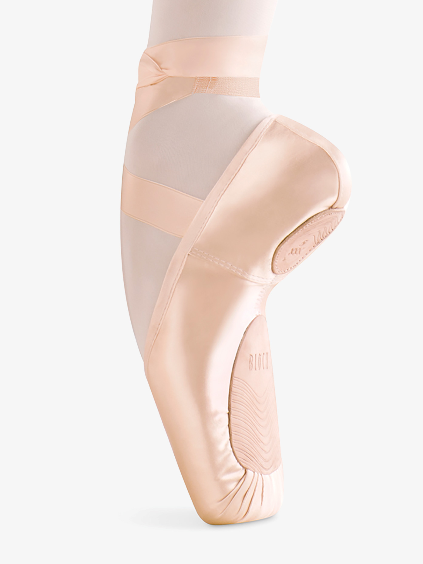 Bloch Double Face Soft Elasto-Ribbon A0532