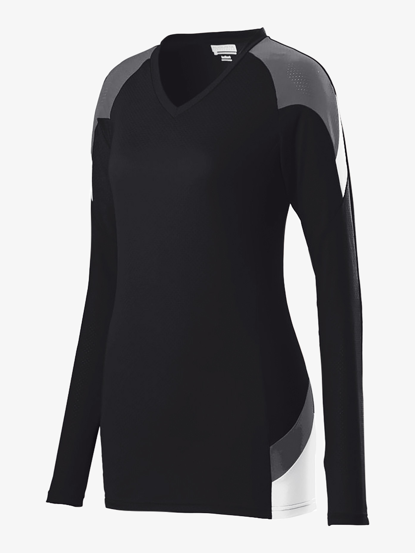 Augusta Womens Long Sleeve Workout Top AUG1320E