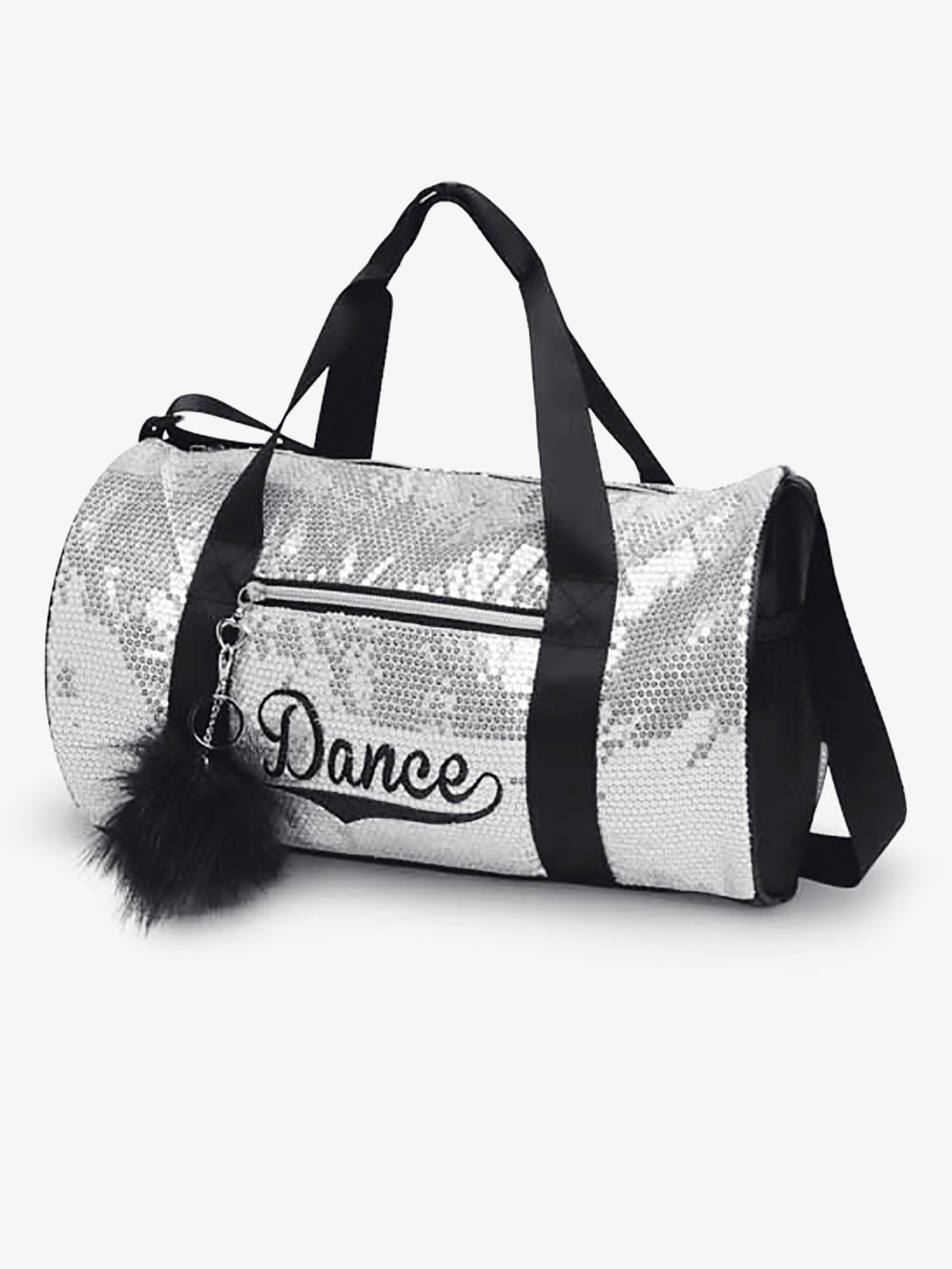 DansBagz Sequin Dance Duffle Bag B452