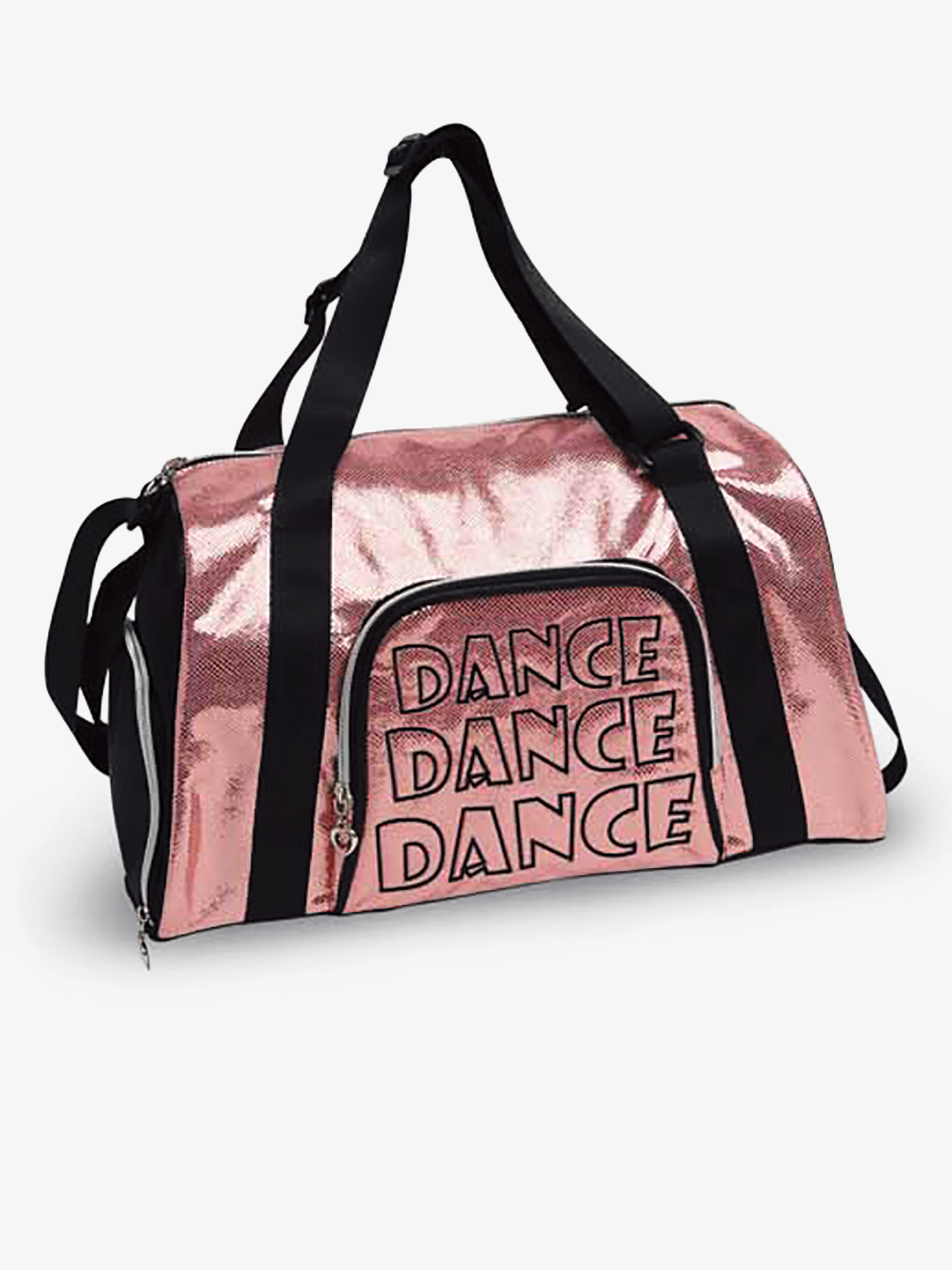 DansBagz Foil Shine Bright Duffle Bag B454