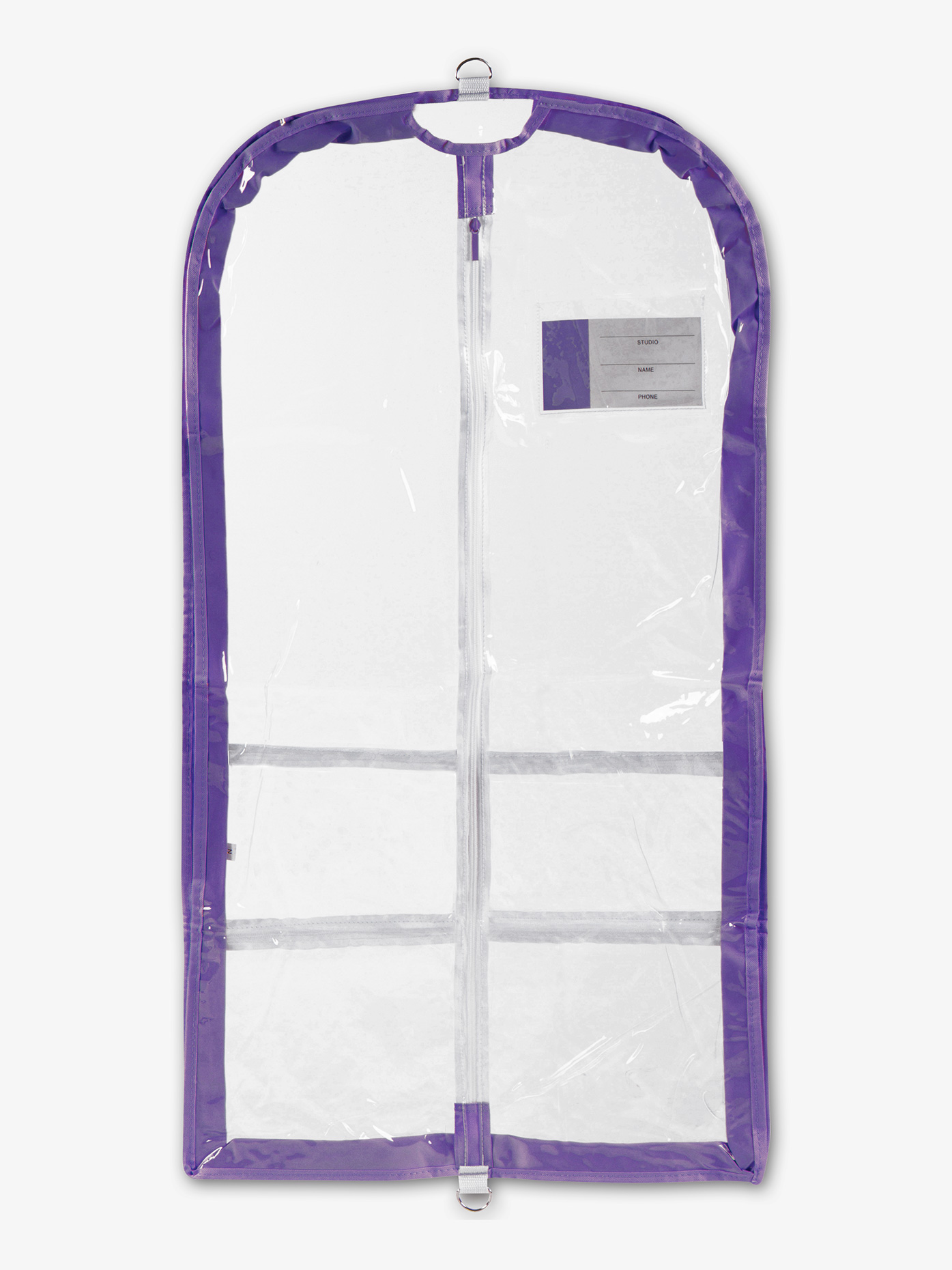 DansBagz Clear Competition Garment Bag B596LAV