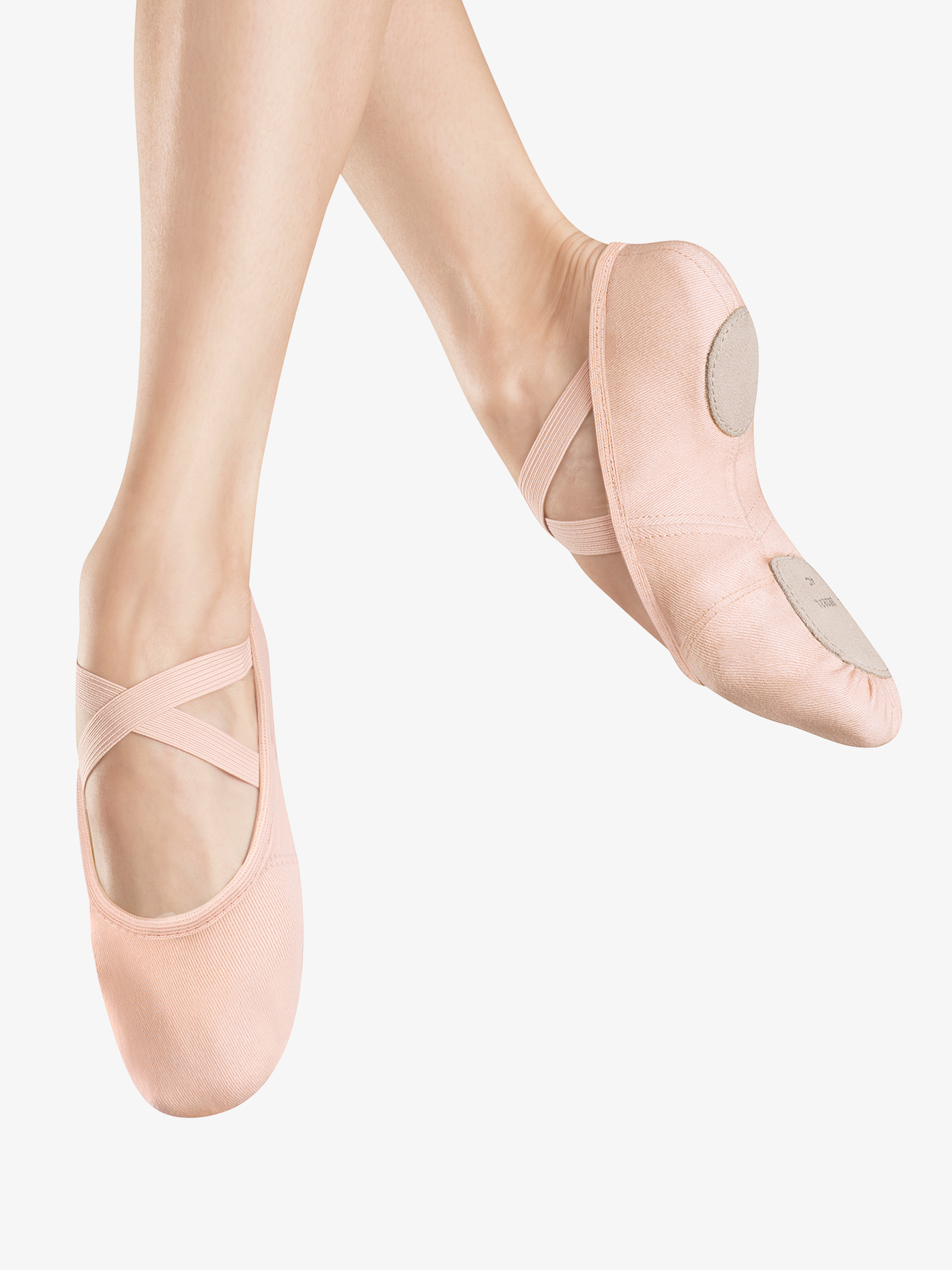 Bloch Womens Infinity Stretch Stretch Canvas Ballet Shoes S0220L
