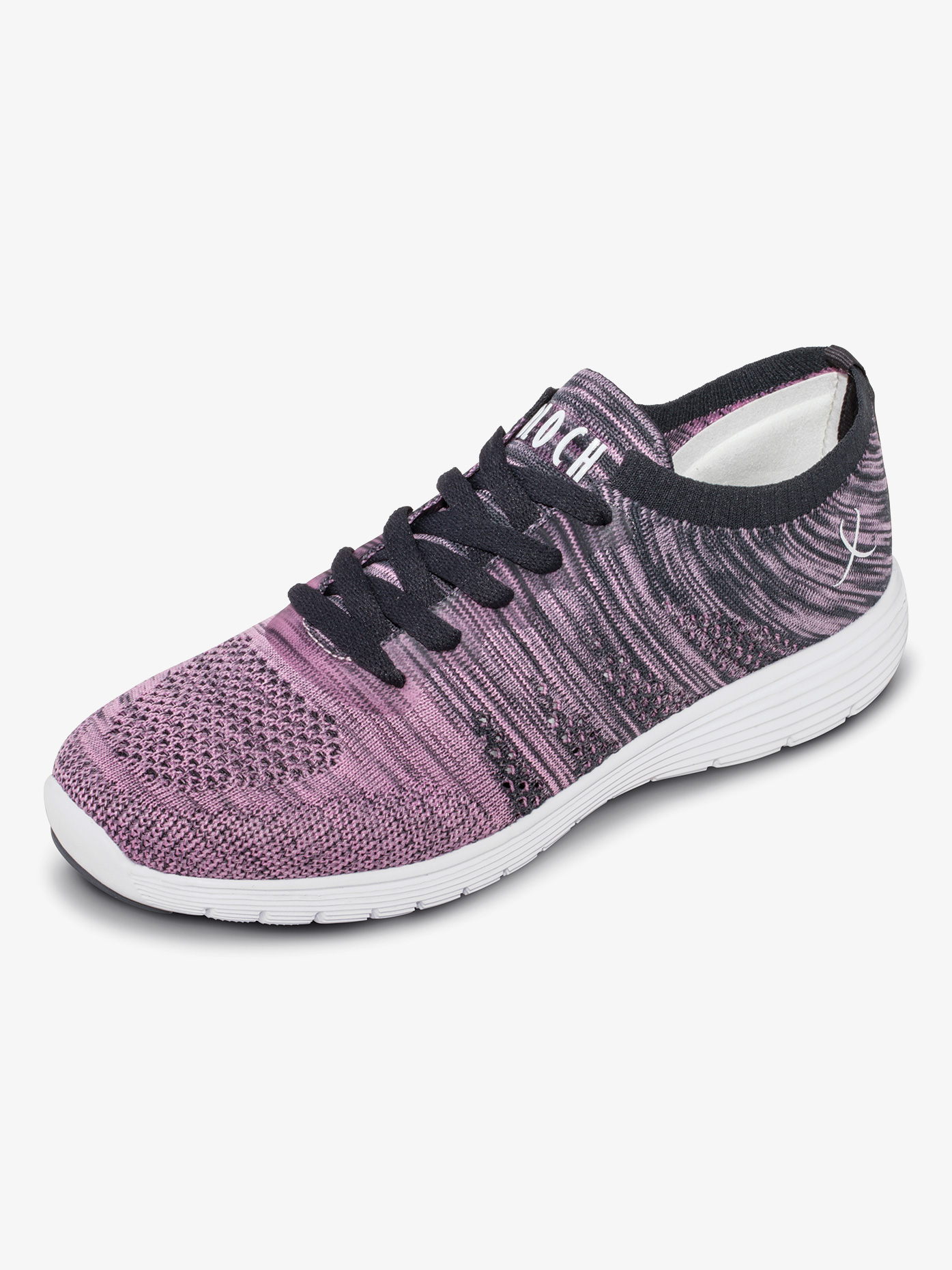 Bloch Womens Omnia Knitted Sneakers S0926L