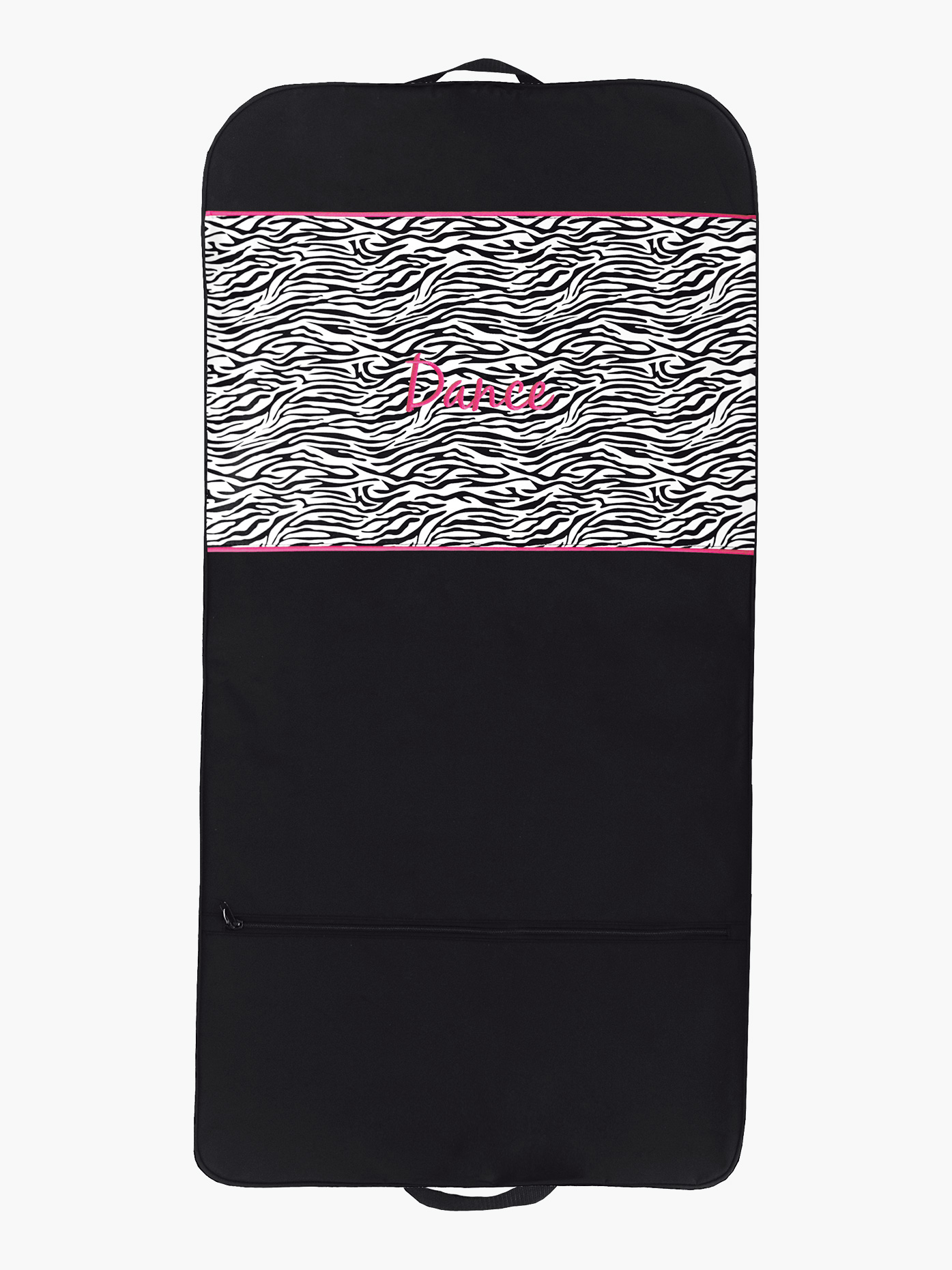 Sassi Zebra Garment Bag ZBR04
