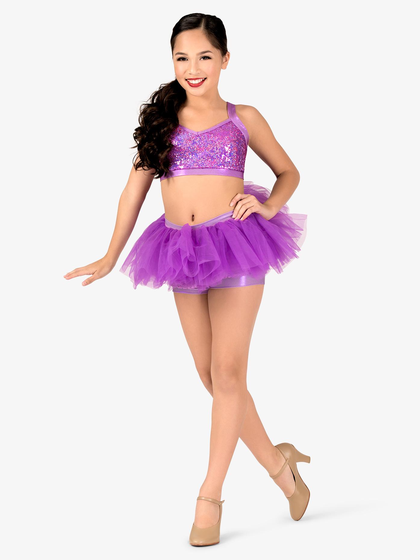 Moda Danza Adult Organza Tutu A1705