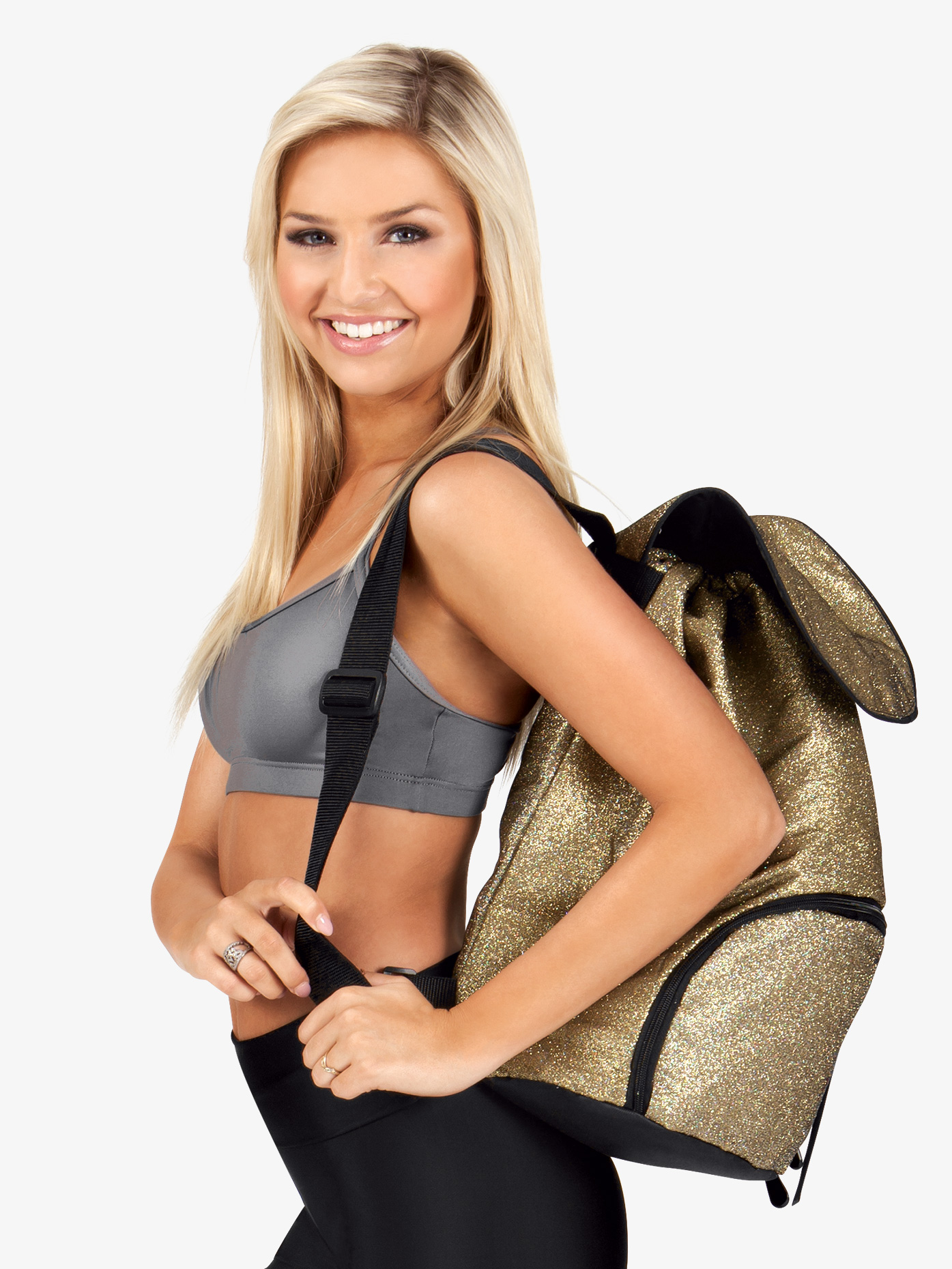 Augusta Glitter Backpack AUG1105