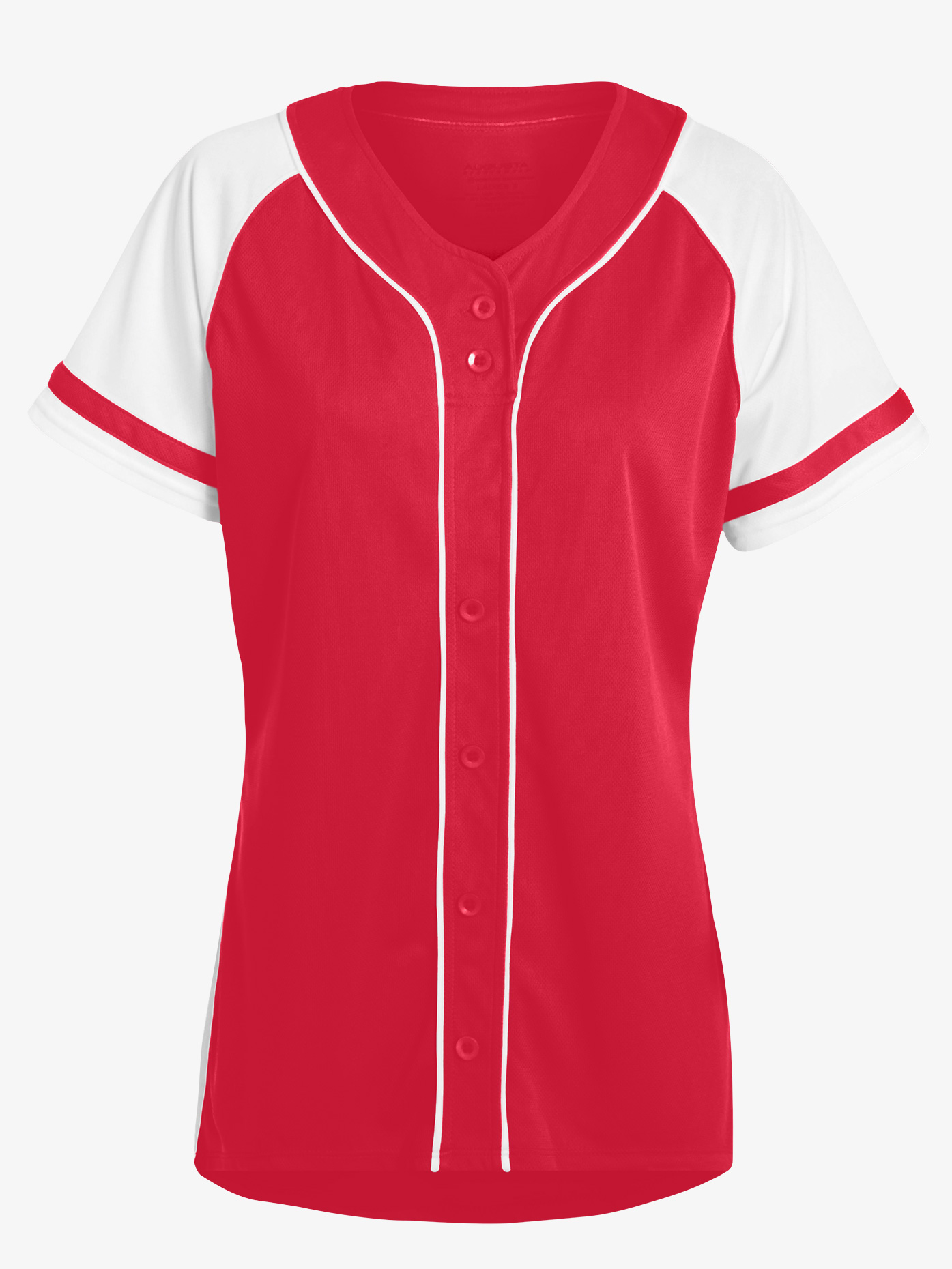 Augusta Womens Softball Style Jersey Top AUG1665E