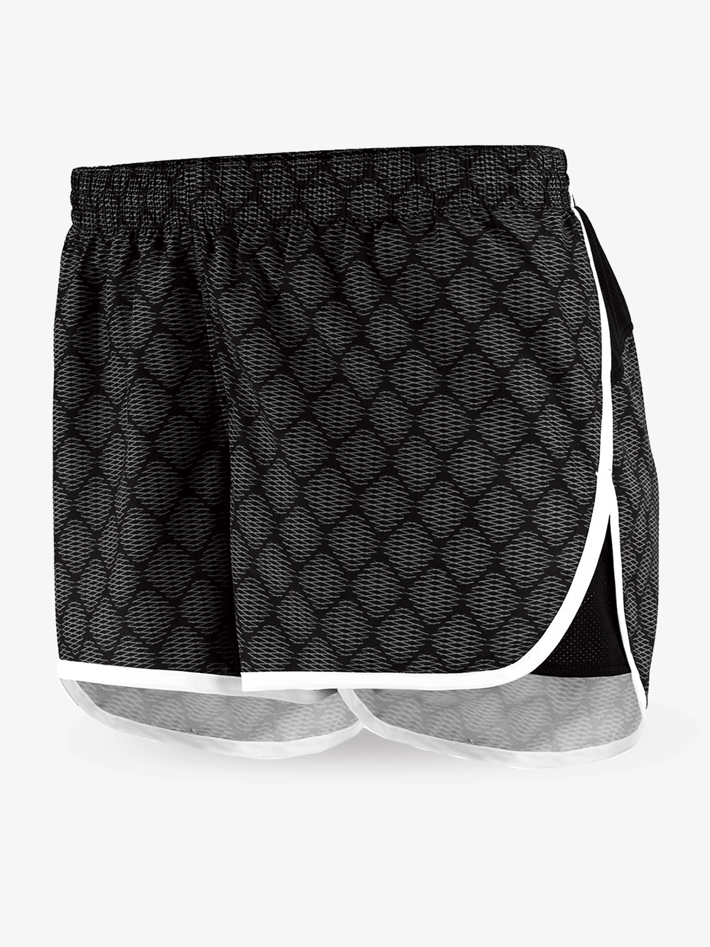 Augusta Juniors Low Rise Workout Shorts AUG2428