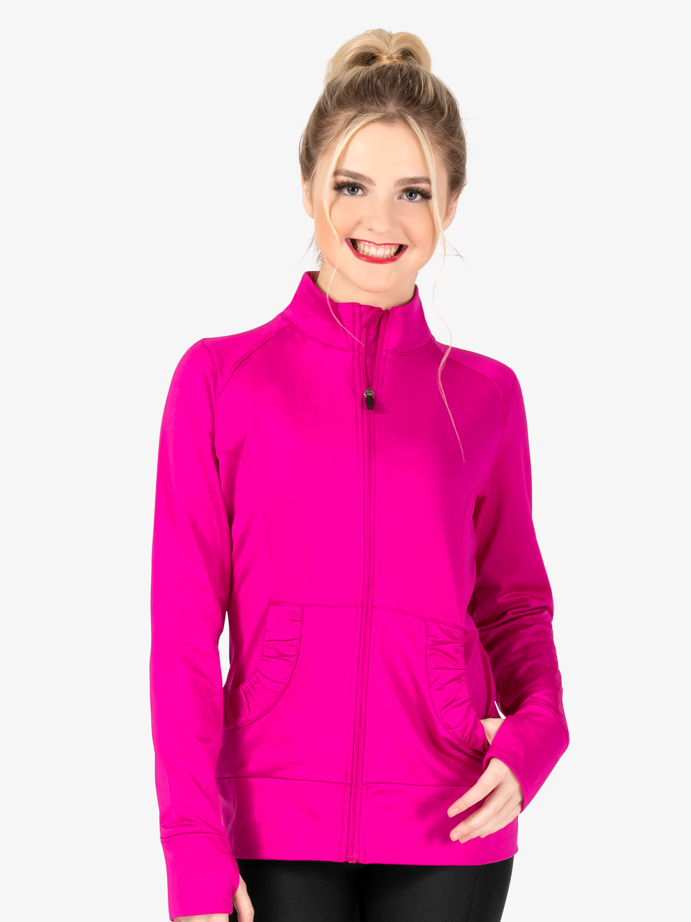 Augusta Ladies Zip Up Jacket AUG4816