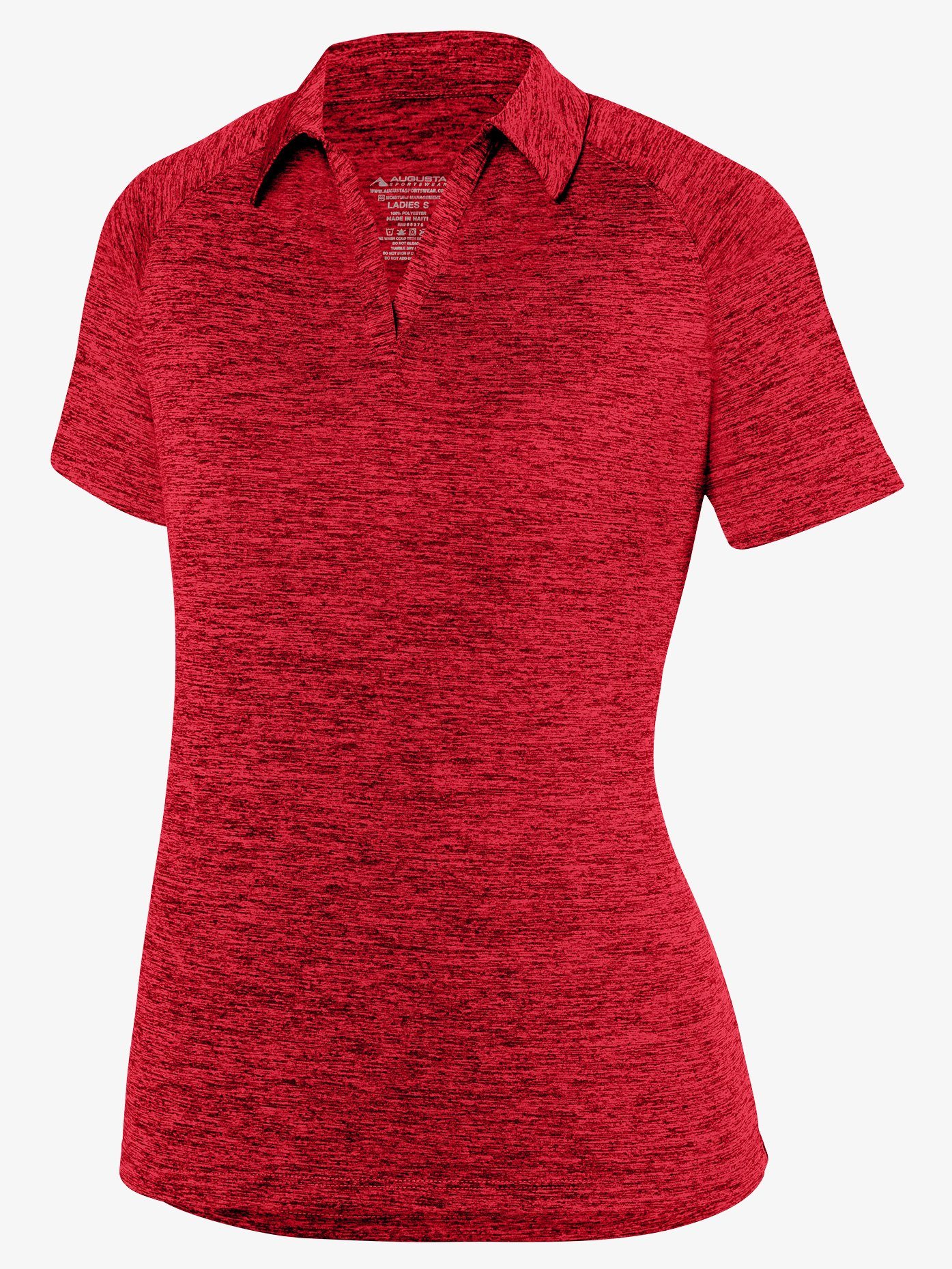 Augusta Womens Collared Short Sleeve Polo AUG5409E