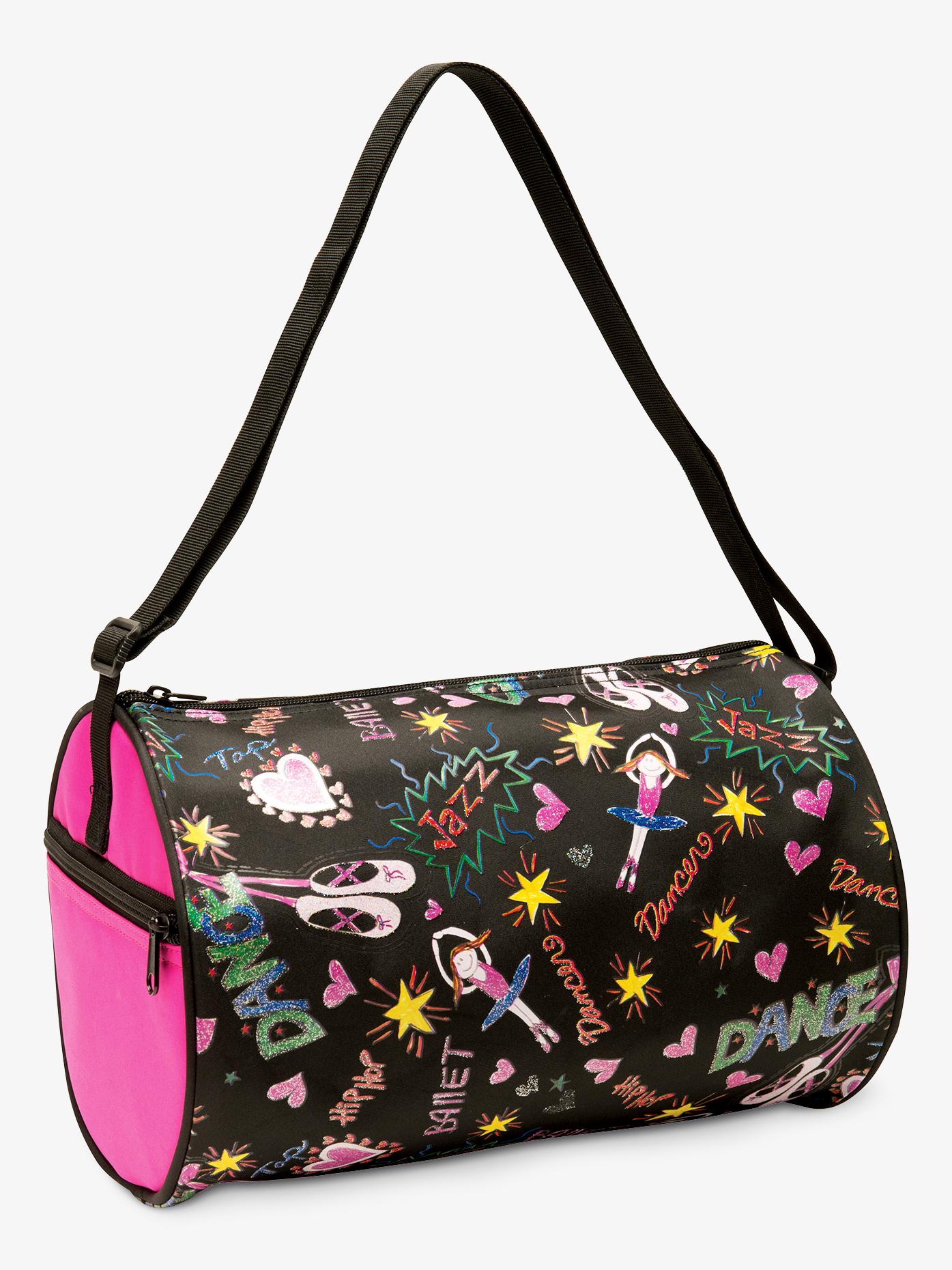 DansBagz Little Dancers Doodle Dance Bag B443
