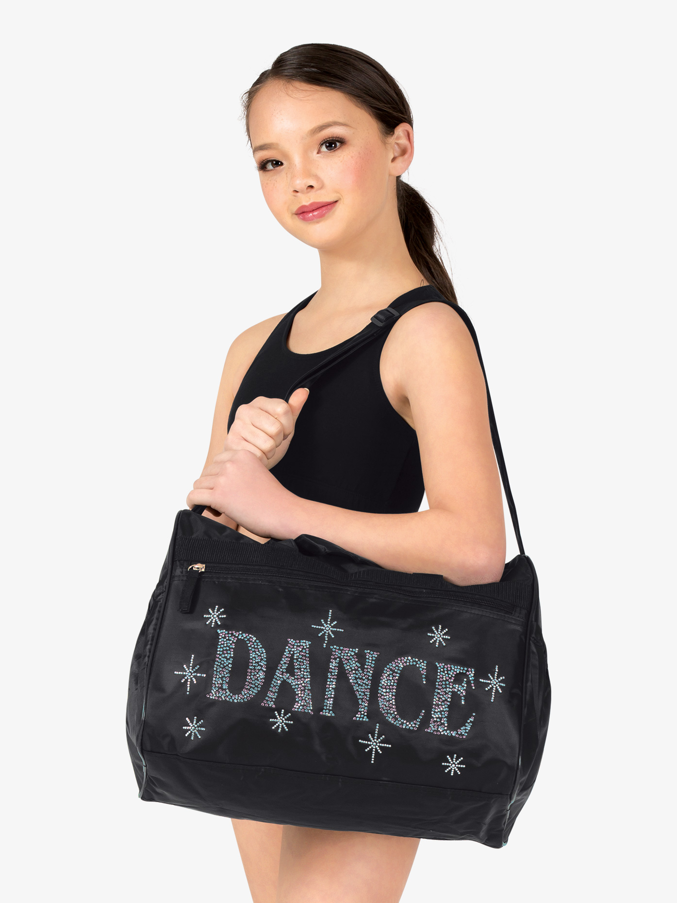 DansBagz Bling It Dance Tote Bag B446