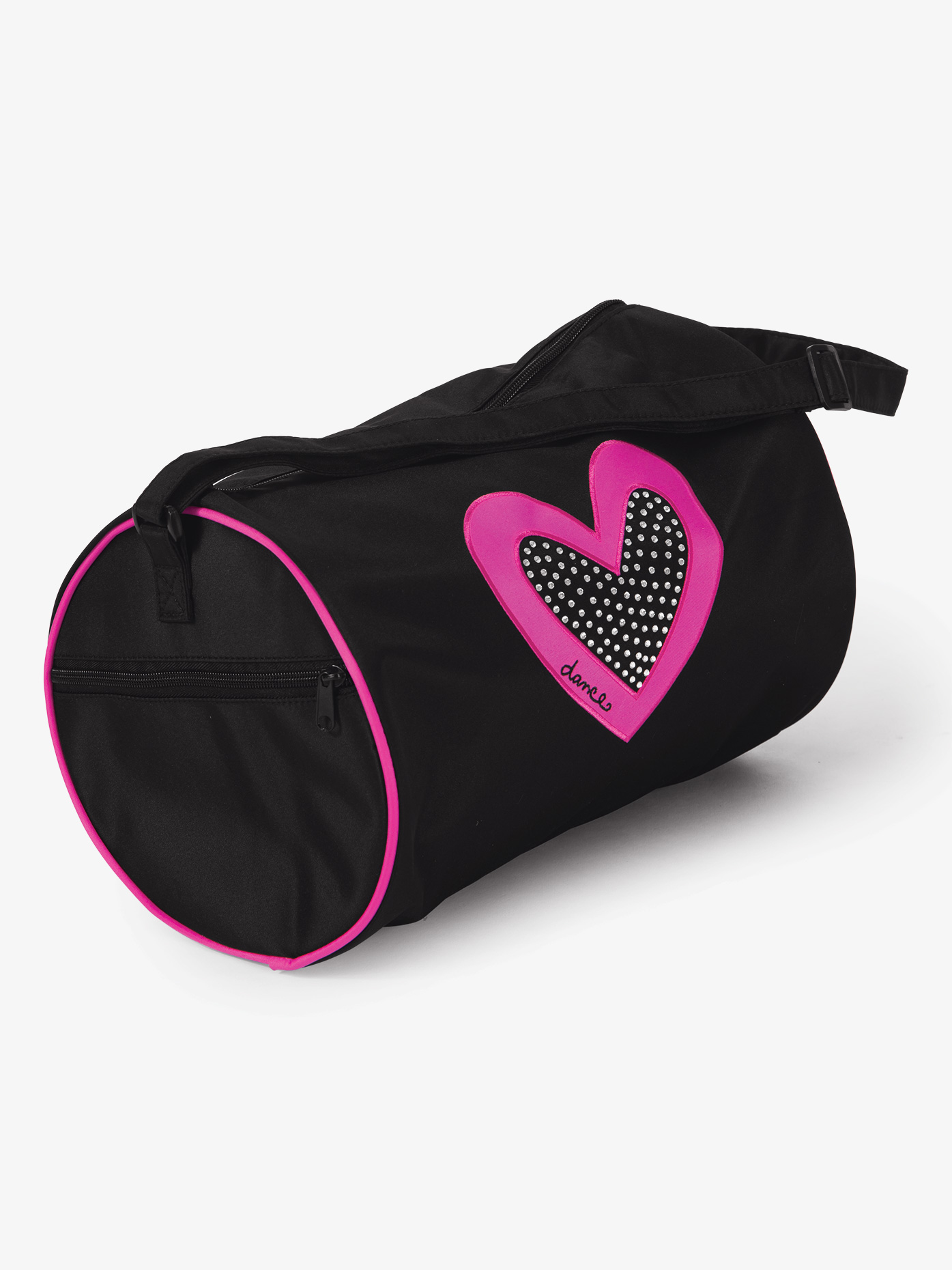 DansBagz Dancer's Heart Duffle Bag B975
